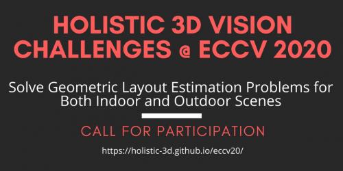 """计算机视觉三大顶级大会,ECCV 2020这场场景布局理解竞赛很""""硬核"""""""