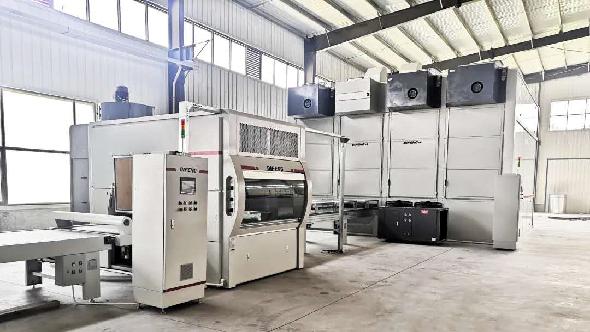 瞄準技術發展方向,立體式干燥窯助力泛家居企業高質量發展!
