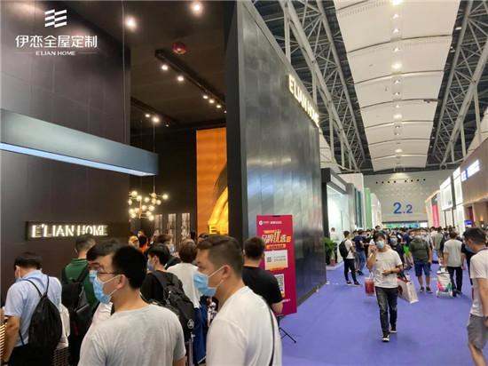 现场新品,震惊全场!2020中国建博会(广州),看伊恋如何打造C位平台?