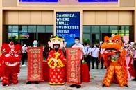 繁星邁步仰光!緬甸商貿新地標——星邁黎亞·仰光商城正式試業