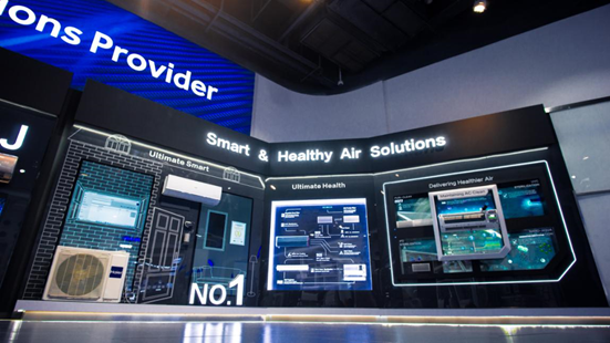 疫情致空调行业乏力,海尔成例外,海外增幅超50%