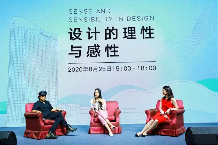 设计的理性与感性|陈耀光 王心宴设计思维的碰撞