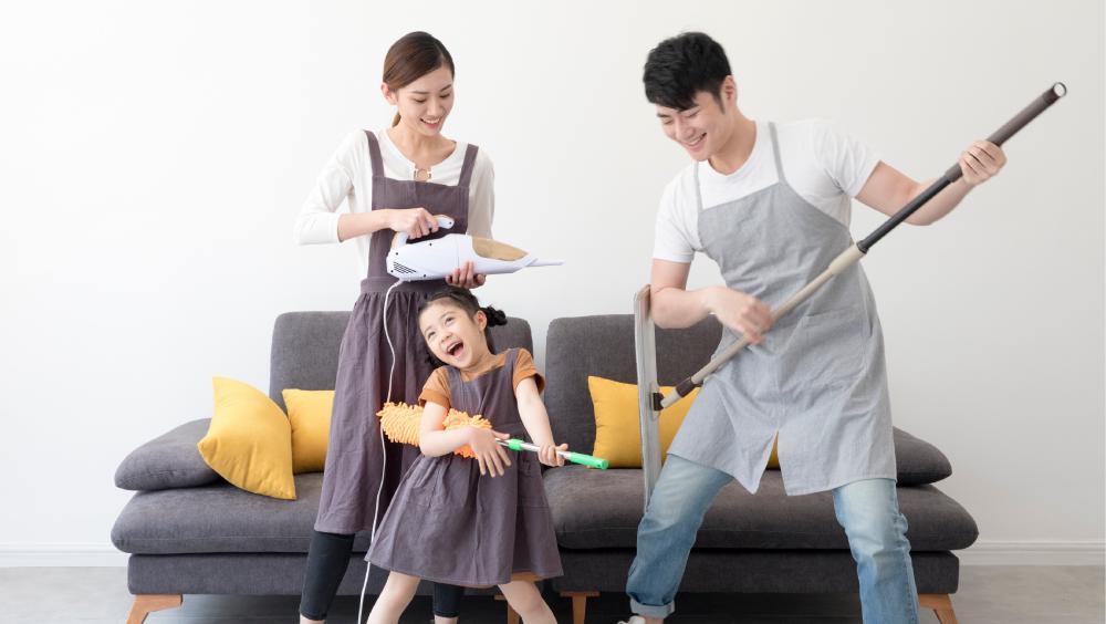 京东发布#2020社畜除渣图鉴#,解锁家居除尘偷懒新方式