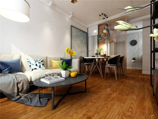 大卫地板纯实木地暖丨环保、稳定用心创造精致家居