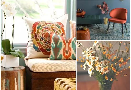 十一,金钢铂林让您眼睛在家来一场色彩旅行!