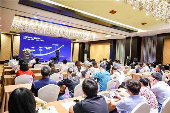 亚太天能智能门布局地产渠道,赋能中国智慧社区建设