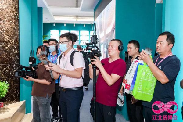 江北瓷博会 展会为媒,平台发力,打造行业商贸窗口!