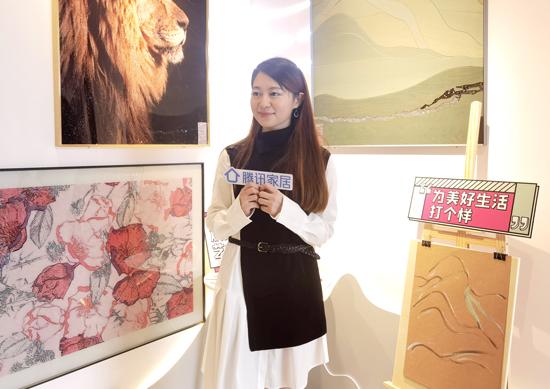 书香门地胡玉姣:让更多人感受国潮的魅力