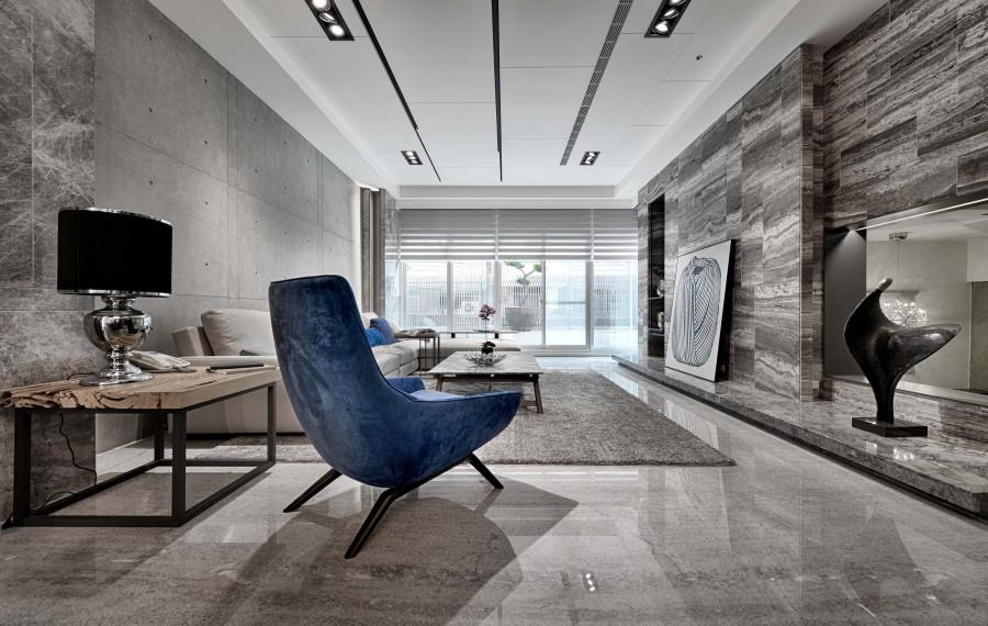兼具风格与气势的居室