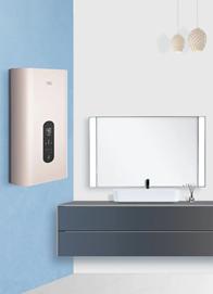 加热5分钟畅洗半小时,万家乐GS3速热电热水器新品上市