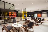 由偉壯色彩美學空間系列丨ADIcolor單色涂料店,現代輕奢