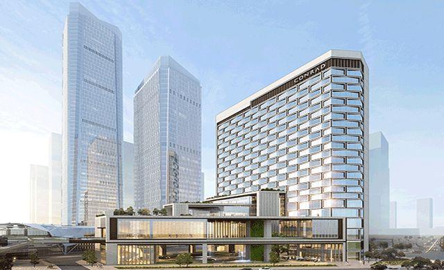 新年国内十大顶级酒店 重磅来袭!