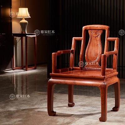 中式厅堂家具陈设文化