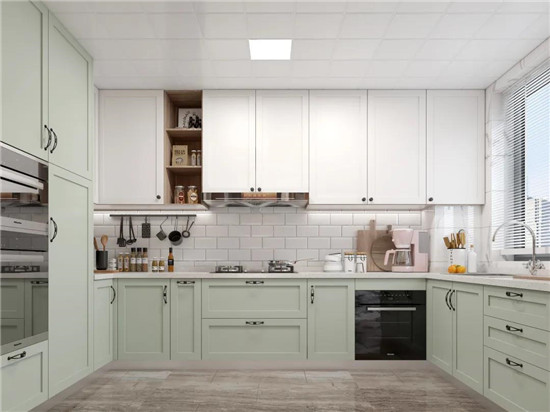 海創文末福利|給你廚房換新的勇氣,裝完你就知道到底有多香!