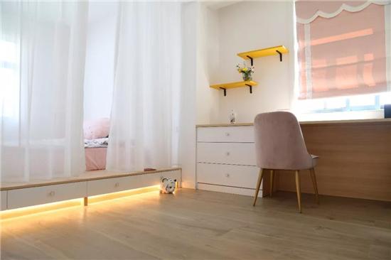 康辉地板 卧室铺木地板,一大波美图任大家参考!