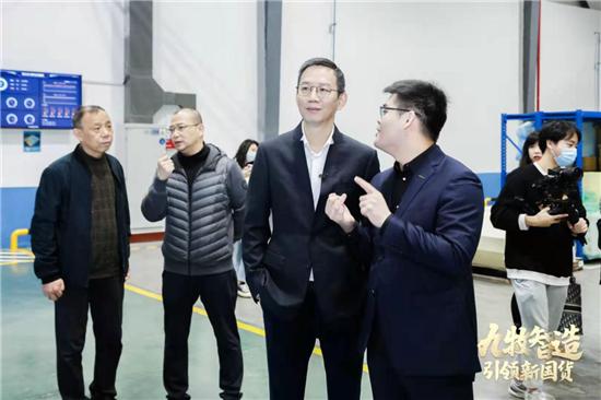 """从九牧5G智慧园工厂看中国制造业的""""逆袭"""""""