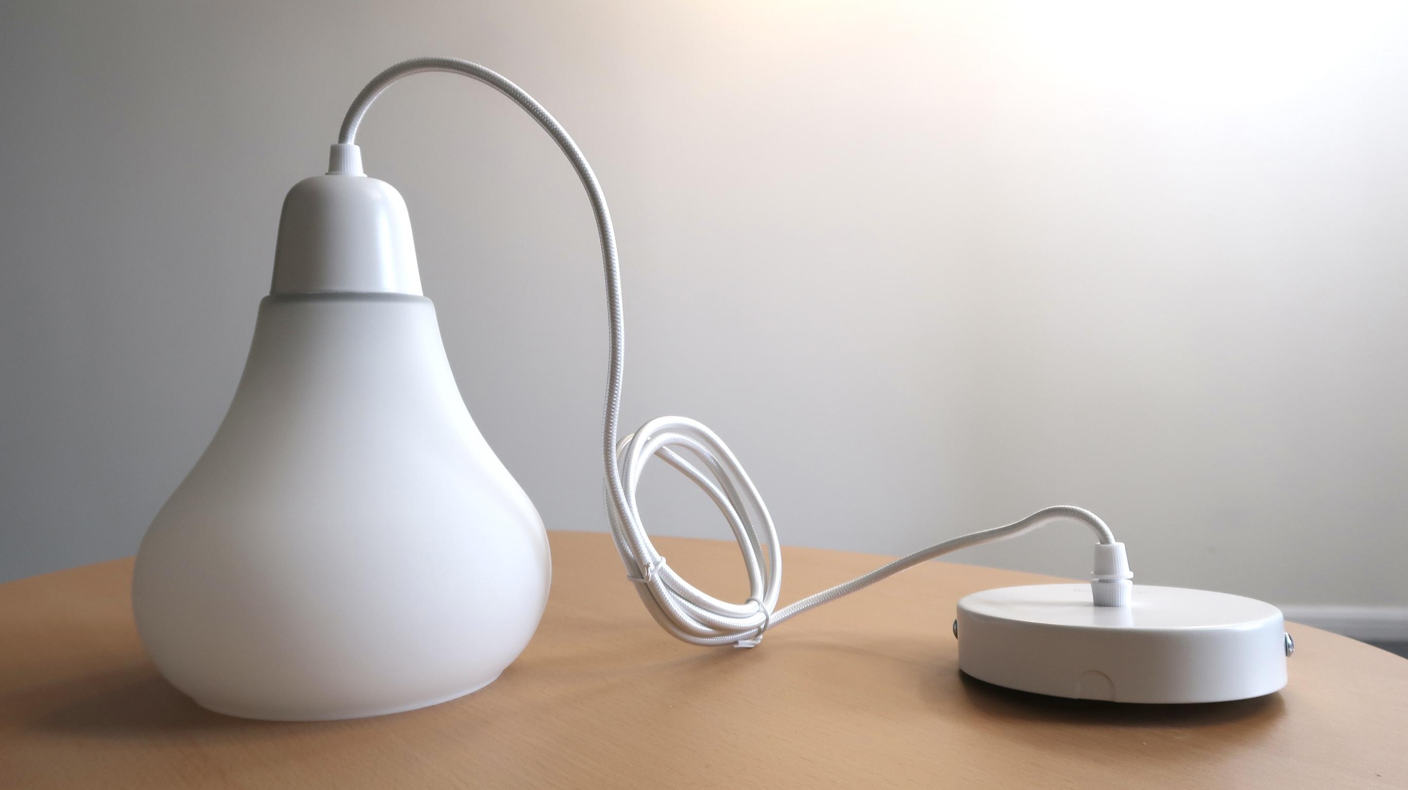 評測| 宜美風鈴系列吊燈:后現代風格家裝少不了的簡約之美