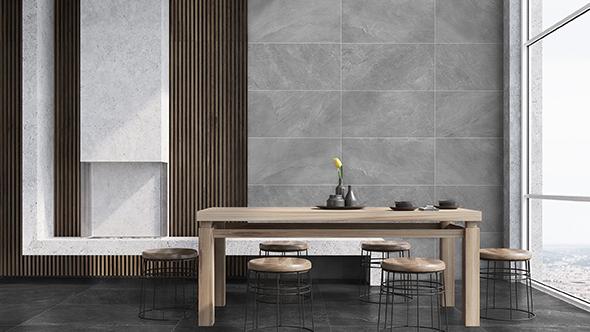 达米雅磁砖阿尔卑斯系列,实现理想空间新高度
