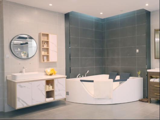 聯塑衛浴新形象片發布,讓美好隨心所「浴」