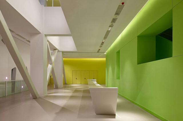 王敏新作丨合肥中環藝術館:都市里的藝術烏托邦