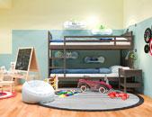 兒童房這樣裝修就對了