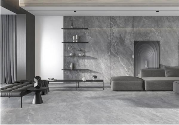 加西亚瓷砖怎么样?质感岩系列,一图解锁由内到外的高级感