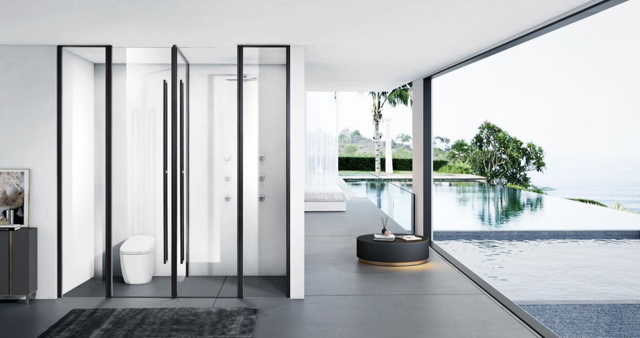 萊博頓NAM德尚系列 這是一款能夠征服設計師的淋浴房