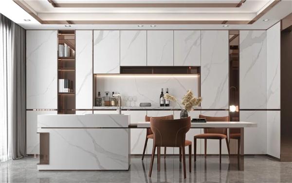?冠珠屋主说 | 143m2的现代轻奢住宅,打造别样的高级感!