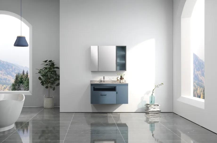 Gobo高寶新品上市 悅森系列浴室柜,將自然和愜意帶回家!