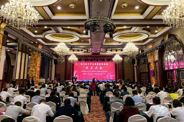 红木家具产业国家创新联盟成立大会   腾讯红木直播
