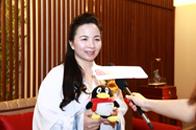 腾讯专访 安格思古筝艺术中心营运总监梁辰:红木与古筝,是最唯美的一种融合