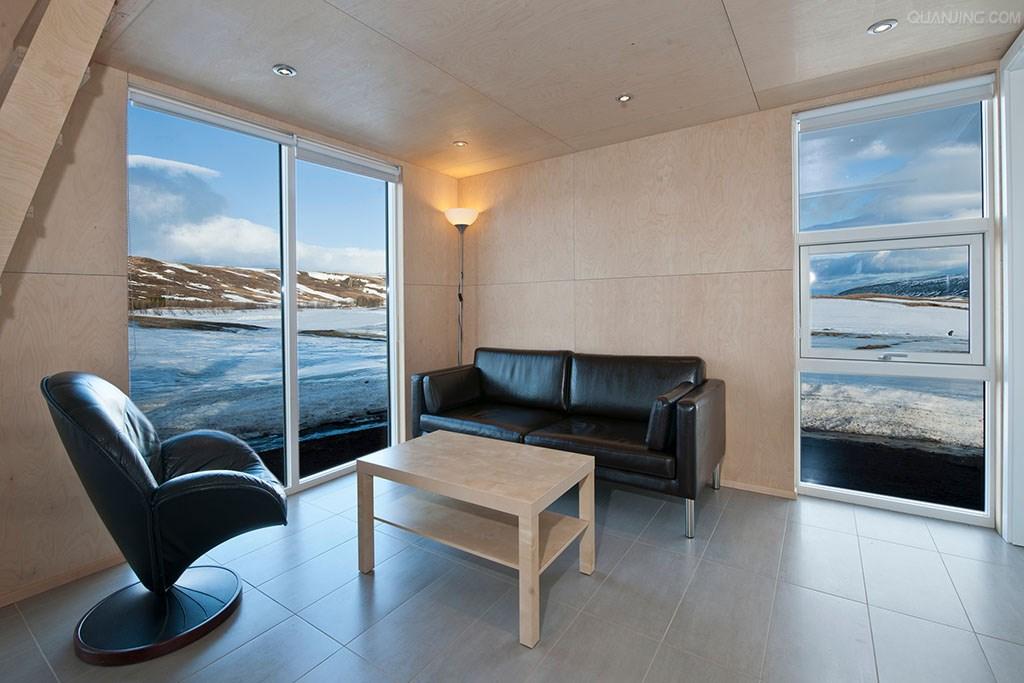 北欧风格的家,软装就这样布置!