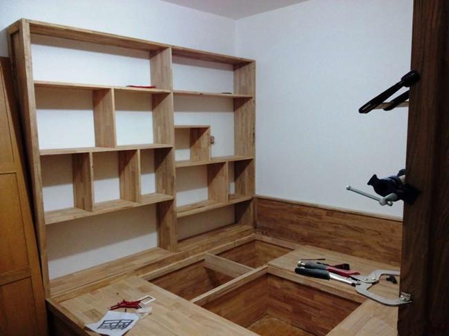 学习制作家具的木工学校