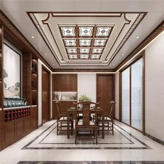 新中式木香:餐厅图片