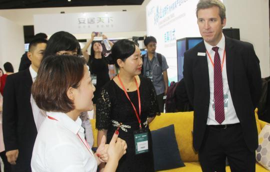 中国成都家居产业亮相印尼国际展 试水东南亚市场