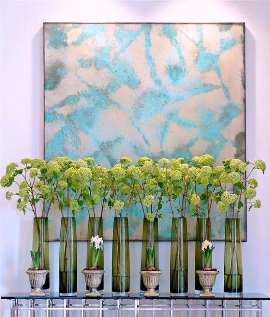 7种空间的花艺软装方案全部奉上