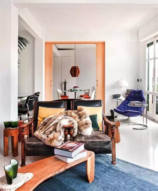 用好颜色 房间也可以有层次感