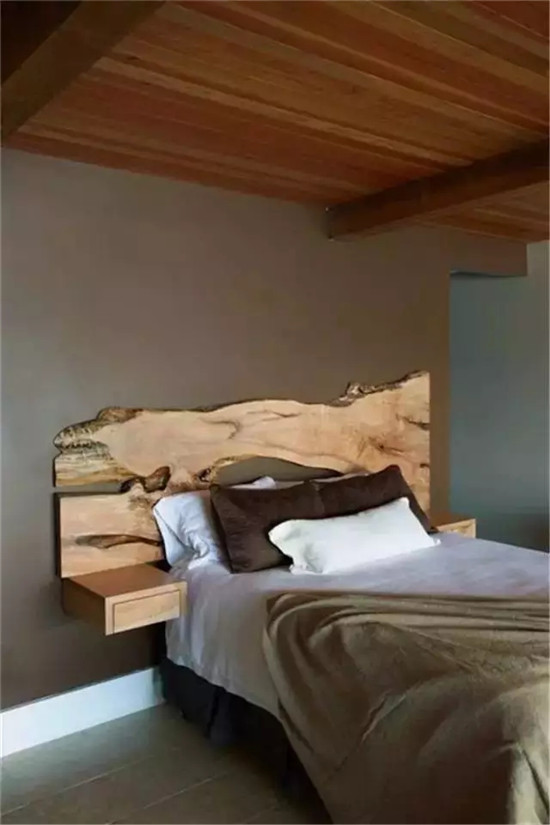 这些床头的设计太别出心裁了