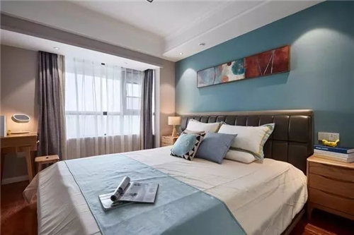 卧室床头背景墙怎么选?按