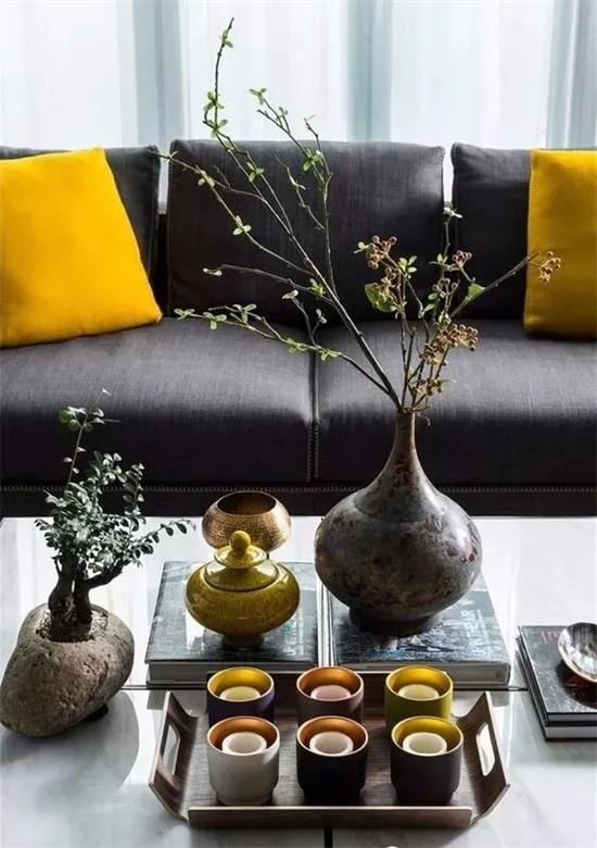 新中式花艺,为你的设计画龙点睛