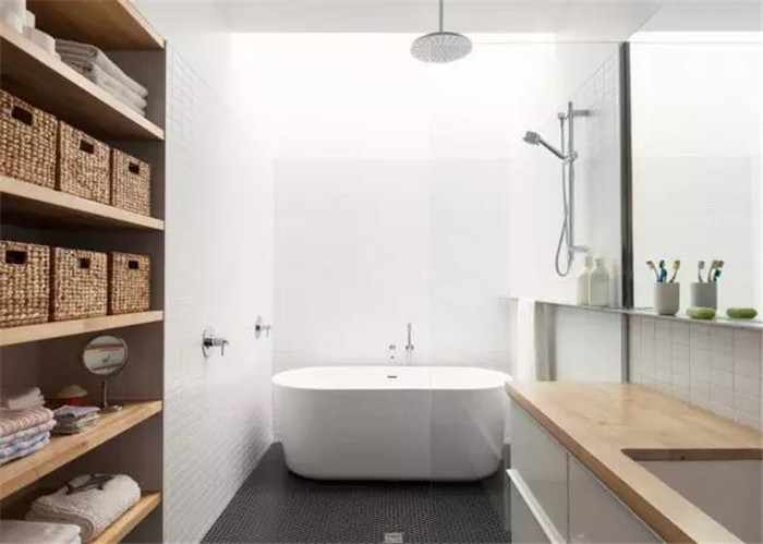 23个精美的卫生间设计图片