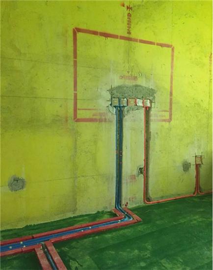 【金粉日记】走进金螳螂装修施工工地,感受水电管的艺术1434.png