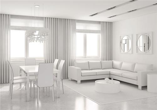 让软装技巧帮你的房间变亮!