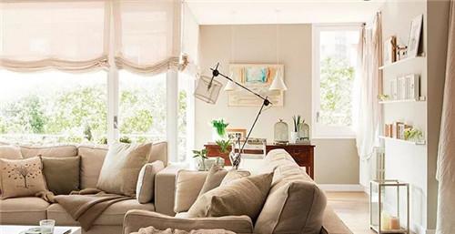 成都家居软装搭配 色调风格要统一重要性