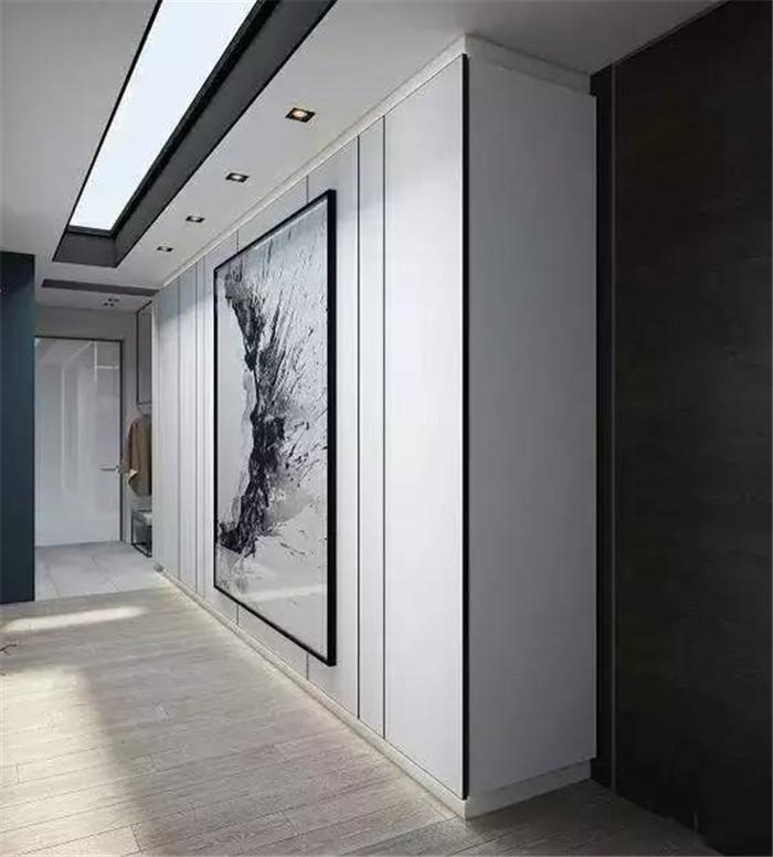 30个新中式走廊设计方案图片