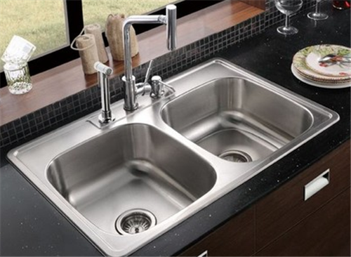 厨房水槽的安装和注意事项!