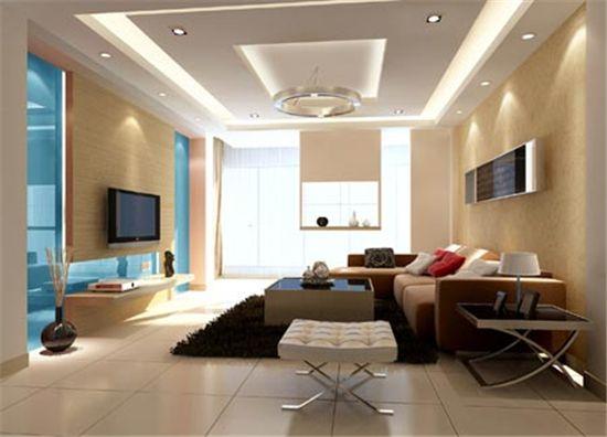 客厅吊顶装修用什么材料好呢?安装需要注意些什么呢?
