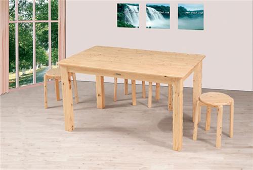 实木桌椅有什么保养方法?
