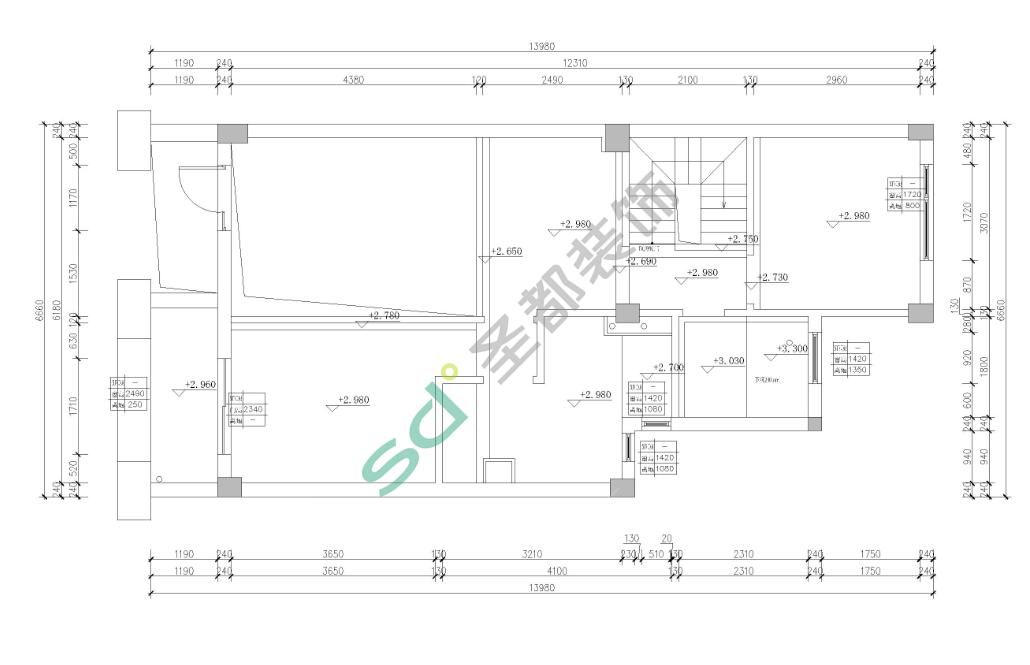 二楼原始结构图.png