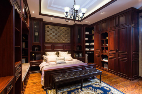 从时尚到轻奢,从古典到浪漫,全度家居四大系列满足不同卧室需求